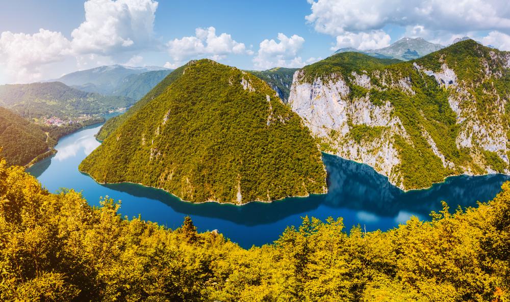 Природа Черногории - главная достопримечательность